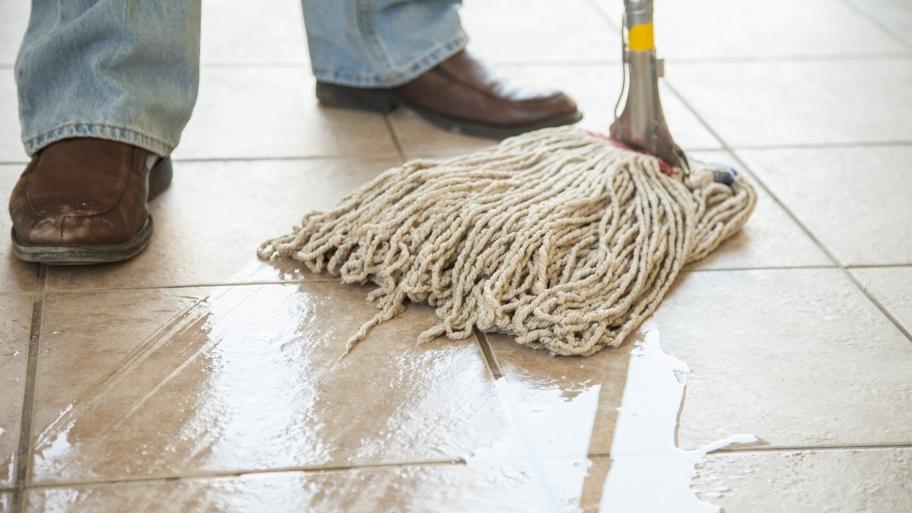 The Technique Mopping Carpetcaretipsdotorg